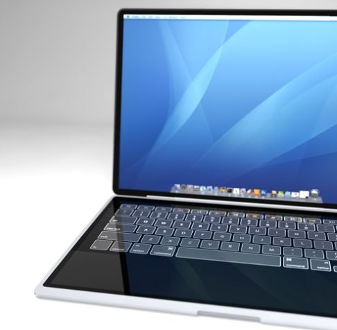 Macbook Touch Concept Will Probably Be Invented Before The