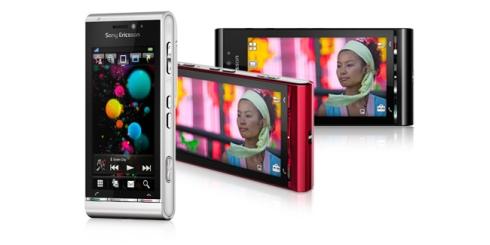 Sony Ericsson Satio, Former Idou, Hotter Than Ever ...