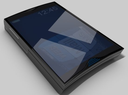 t02 Concept Phone Slides the Right Way