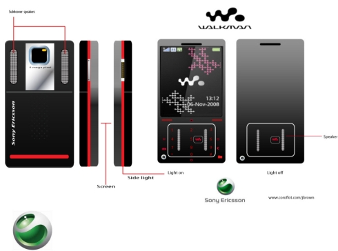 Sony_Ericsson_touchscreen_Walkman_concept