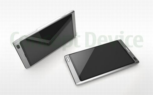 "Nokia U Concept: The Public Has Chosen the ""Design by ..."