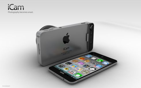 Apple iCam Camera Concept Would Kill All Nikon, Canon and ...
