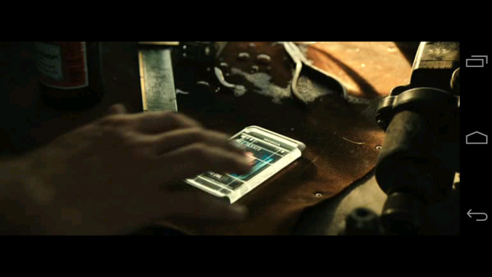 Nokia Prototype From Real Steel Movie Features Android ...