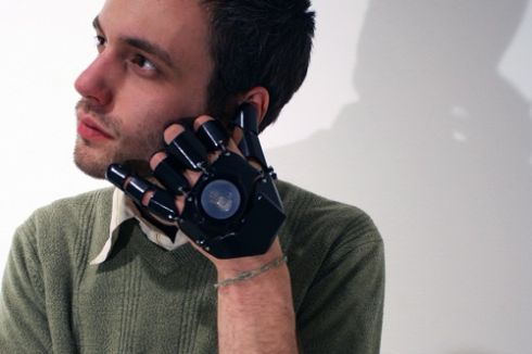 Glove One Prototype Wearable Phone Looks Like Iron Man's ...
