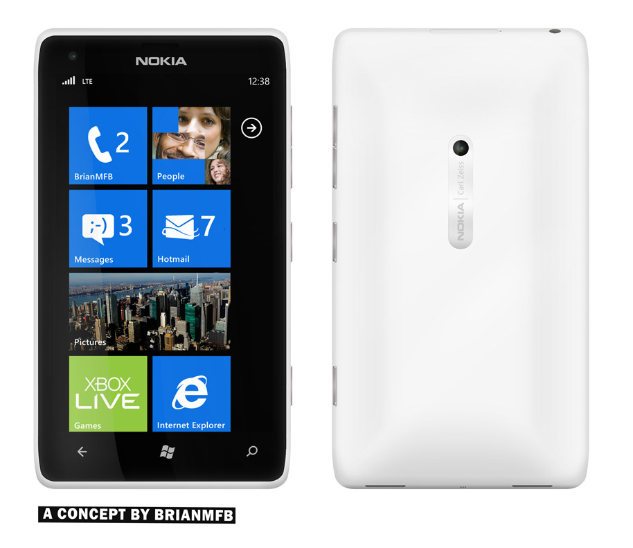 nokia lumia 850 design comes straight out of luxembourg concept phones. Black Bedroom Furniture Sets. Home Design Ideas