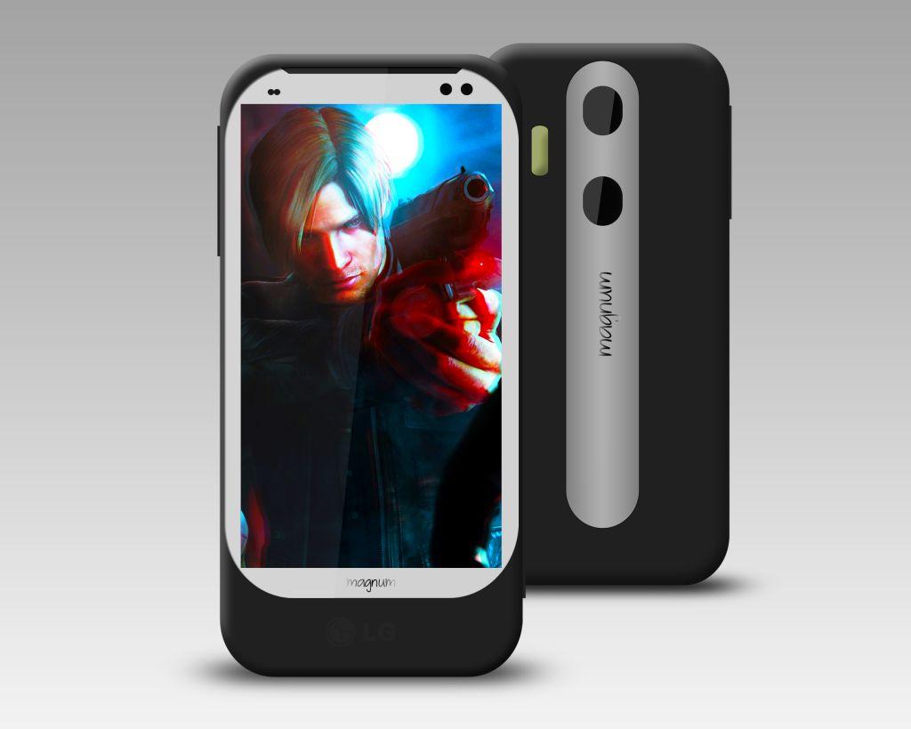 meet the lg magnum � everything evolves even 3d phones
