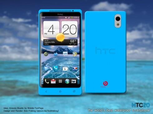 best loved 85b46 1bc06 HTC H2O Made by Bob Freking,