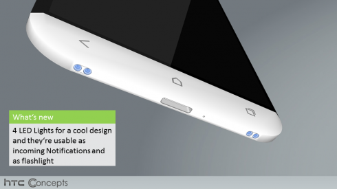 HTC One Bloom Concept, the Future Flagship of HTC ...