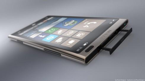 Nokia Lumia 1001 Windows Phone 8 Concept by Jonas Daehnert ...