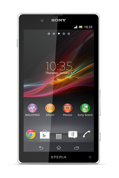 Sony Xperia Y Concept Doesn't Stray Much From the Xperia Z ...