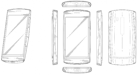 Nokia-Device-Design-US-Patent-D675587