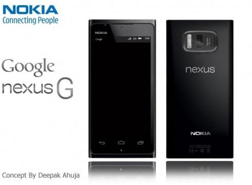 Nokia Nexus G  concept