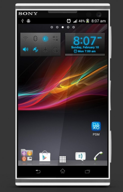 Sony Xperia PlayStation Gaming Phablet is Actually More ...