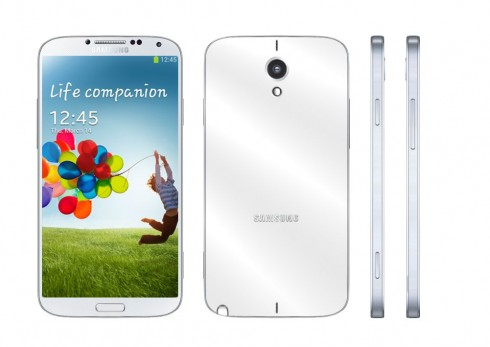 galaxy note 3 mockup render
