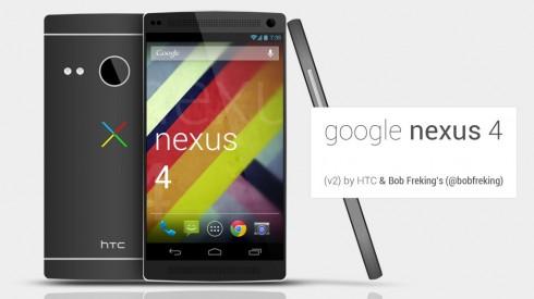 google nexus 4 version 2 concept