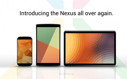 google nexus devices 2013
