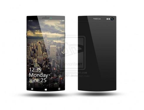 Nokia Lumia xxx concept