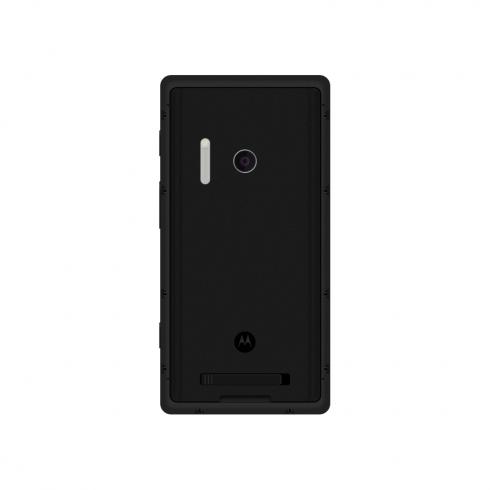 Motorola Defy 2 back side