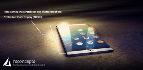 Tizen Azure concept phone 4