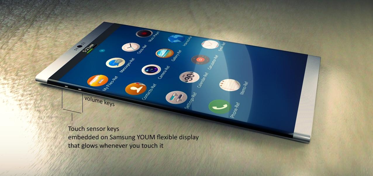Tizen Azure concept phone 5 – Concept Phones