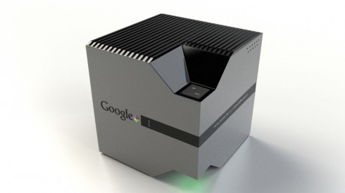 Google Nexus Orbit console concept 1