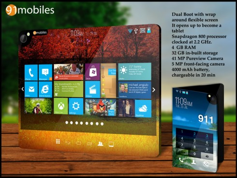HTC 2 concept 2