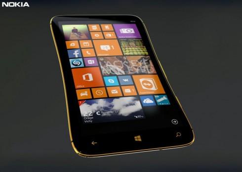 Nokia Lumia 1030 concept 1