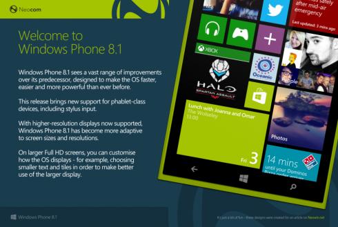 Nokia Lumia 1080 mockup 5