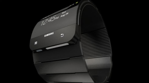 Samsung Galaxy Gear render 1