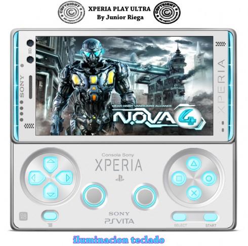 Xperia Play Ultra concept 1