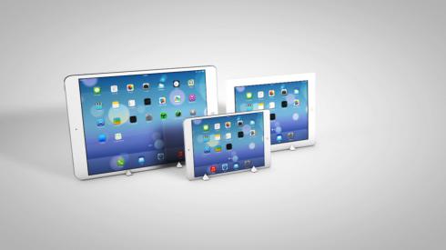 iPad Pro concept