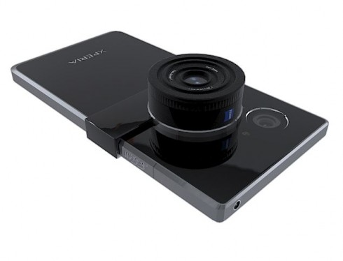 sony lens attachment 1