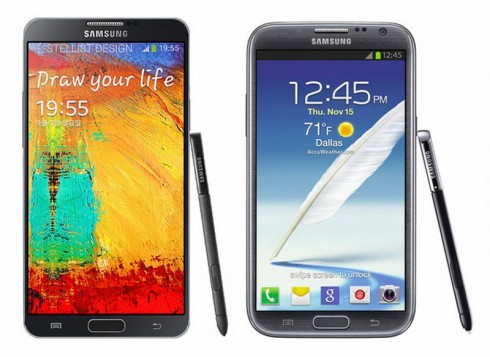 Samsung Galaxy Note 3 render 2