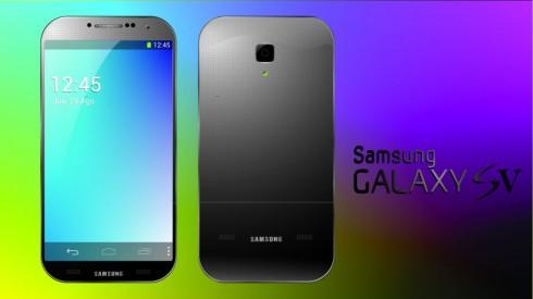 Samsung galay S V remake