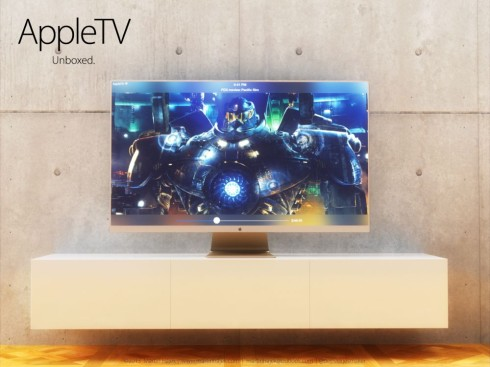 Apple TV iTV concept 1