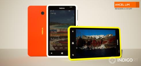 Nokia Lumia 420 concept 2