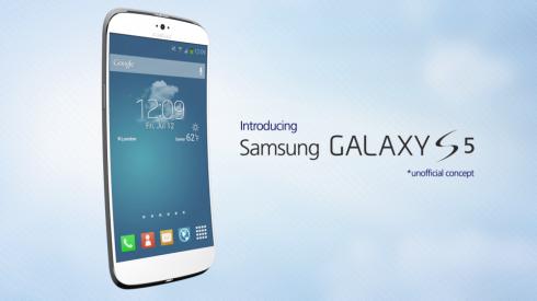 Samsung Galaxy S5 3D concept 1