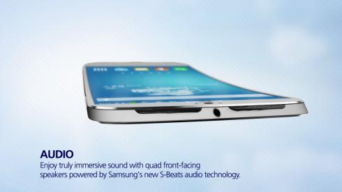 Samsung Galaxy S5 3D concept 2