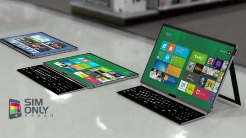 Samsung-slider-tablet concept