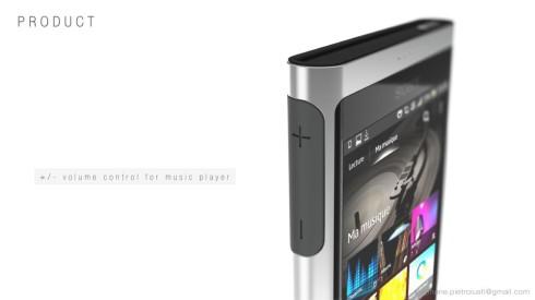 Sony smartphone concept 7