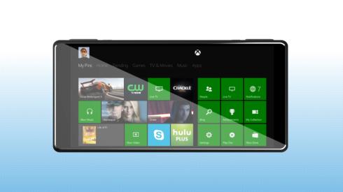 Xbox concept smartphone 1
