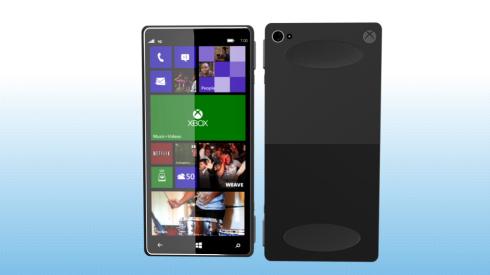 Xbox concept smartphone 2