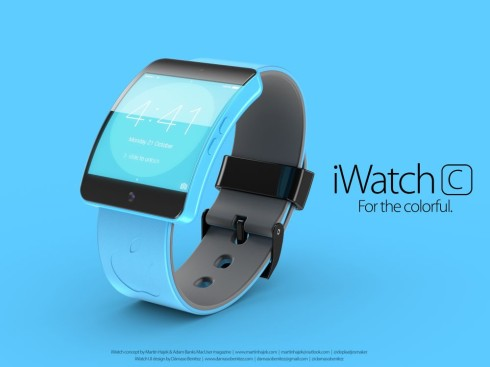 Apple iWatch C concept 1