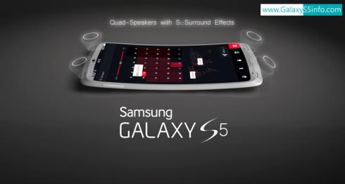 Galaxy S5 flexi concept 4