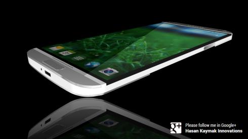 Samsung Galaxy S5 kaymak concept 1
