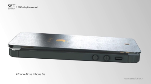 iPhone 6 Air Render is Basically a Sheet of Metal (Video ...