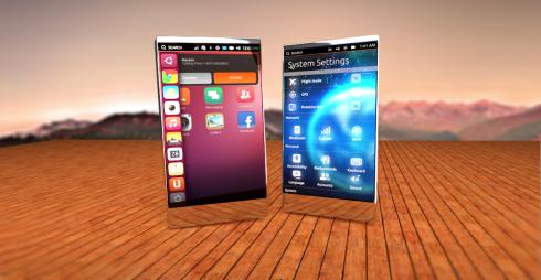 ubuntu touch concept phone primus