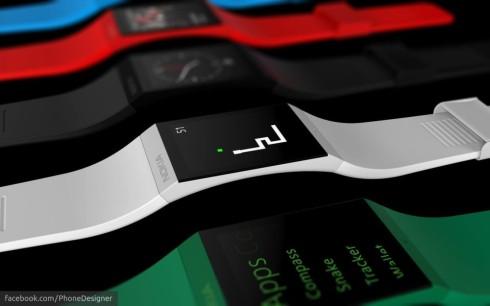 Nokia smartwatch concept jonas 1