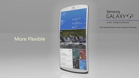 Samsung Galaxy S5 concept ashraf 1