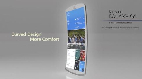 Samsung Galaxy S5 concept ashraf 5